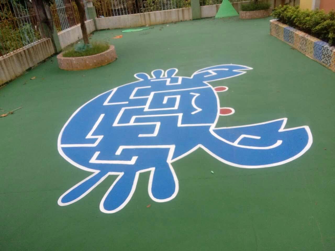 幼儿园以篮球班牌可爱图片
