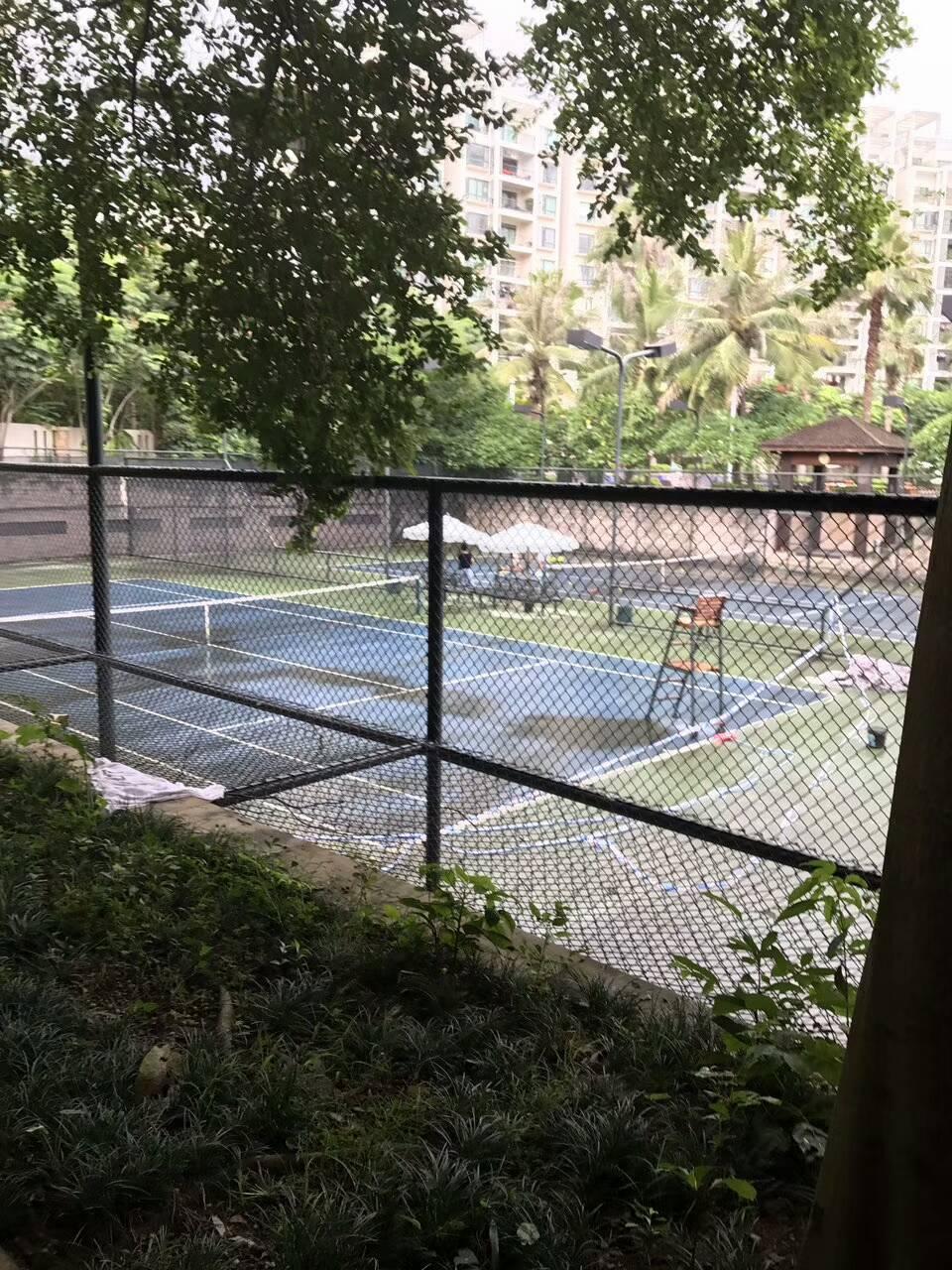 珠海网球场翻新施工