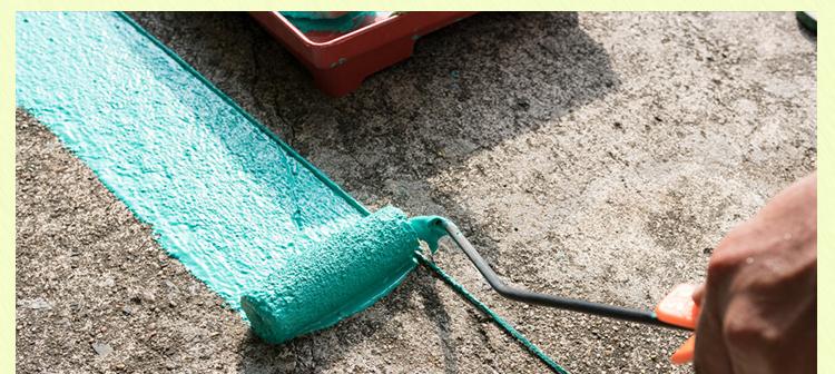 地面防霉耐磨涂料