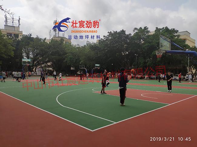 篮球场地面涂料|社区地面彩色油漆|彩色绿道施工|绿道地面施工|小区环保地面油漆施工|广场彩色地面油漆施工|环保地面漆油漆