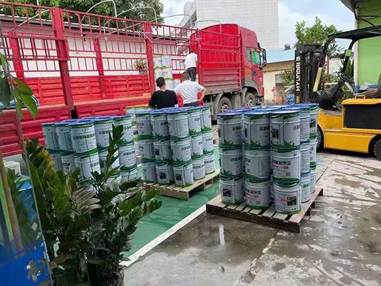 19吨环氧发货新疆